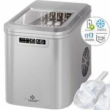 KESSER® Eiswürfelbereiter 2,2L Eiswürfelmaschine Eiscrasher Eismaschine Icemaker