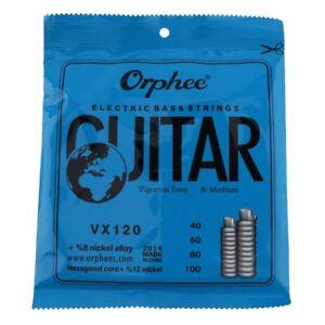 Orphee-4-pcs-ensemble-VX120-cordes-de-basse-040-100-cordes-de-tonalite-Y8L6
