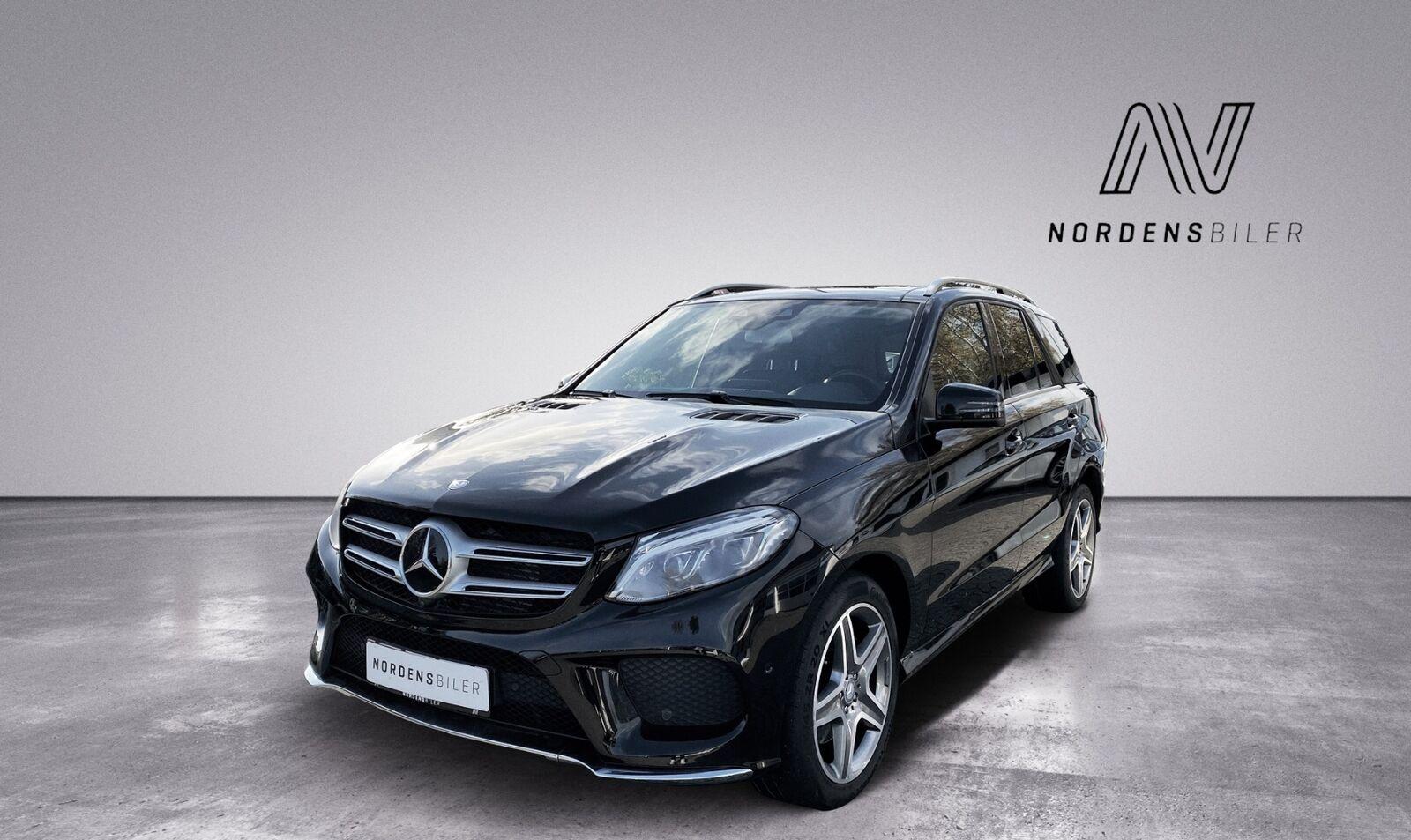 Mercedes GLE350 d 3,0 AMG Line aut. 4-M 5d - 3.764 kr.