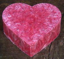 100hr KIWI FRUIT & VANILLA BERRIES Heart CANDLE MELT for Oil Burner SECRET SANTA