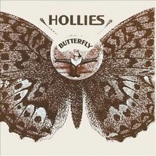 NEW CD Album The Hollies - Butterfly (Mini LP Style Card Case)