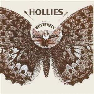 NEW-CD-Album-The-Hollies-Butterfly-Mini-LP-Style-Card-Case