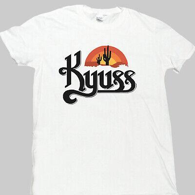 Kyuss Metal Rock T-shirt Queens Of The Stone Age Fu Manchu S-3XL