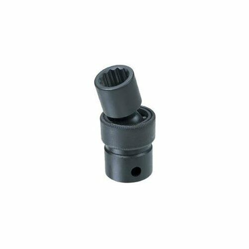 """Grey Pneumatic 1112UM 3//8/"""" Drive 12 Point X 12mm Universal Socket For Ford Drive"""
