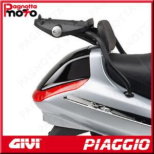 ATTACCO POST. X BAULETTO MONOLOCK CON PIASTRA MONOLOCK PIAGGIO X8 250 04>10