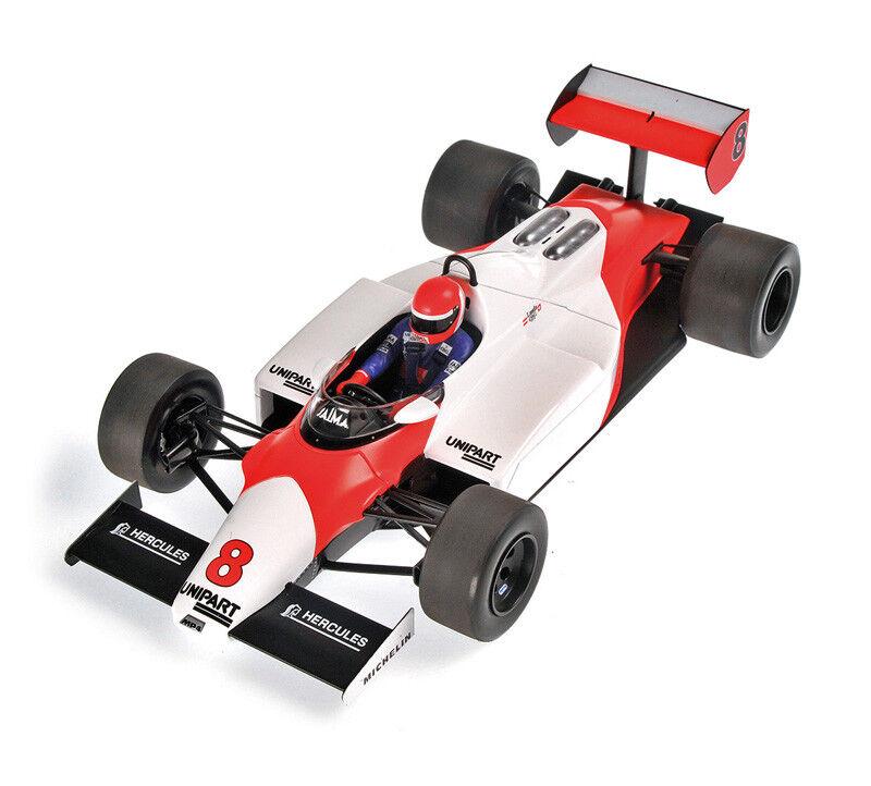 S4842 Spark  1 43 McLaren MP4 1C nd US Long Beach Grand Prix 1983 Niki Lauda