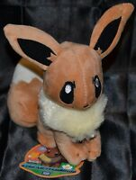 "7.5"" Eevee # 133 Pokemon Plush Dolls Toys Stuffed Animals Takara Tomy Version"
