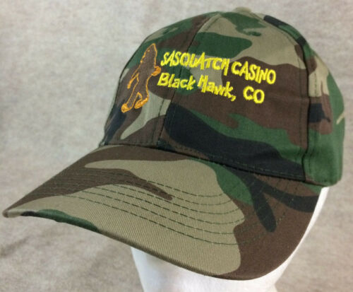 Sasquatch Black Hawk Colorado Casino Adjustable Ca