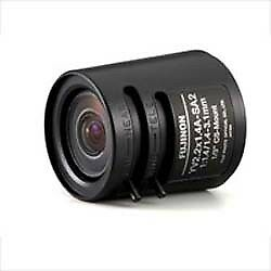 YV2.2X1.4ASA2L Fujinon 1.4-3.1mm CCTV Auto Iris Lens Fisheye Lens NEW F//1.4 250