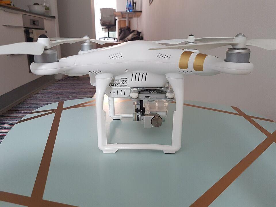Drone Phantom 3 4K, digitalt, DJI