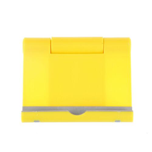 Universal Desktop Foldable Adjustable Stand Mini Holder for Tablet PC Phone CHP