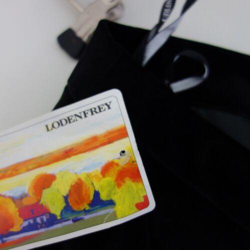 30038 De Long Lodenfrey Nouveau Jupe Femme 159 Np 42 Kaiservilla Velours Costume 40 Noir qwBtpF