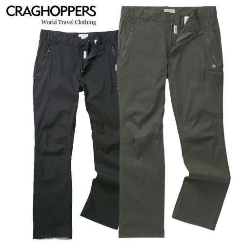 Craghoppers Kiwi Stretch Water Repellent Outdoor Hiking Camping Walking Trousers