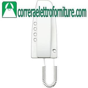 Citofono-con-pulsante-serratura-BTICINO-SPRINT-334202