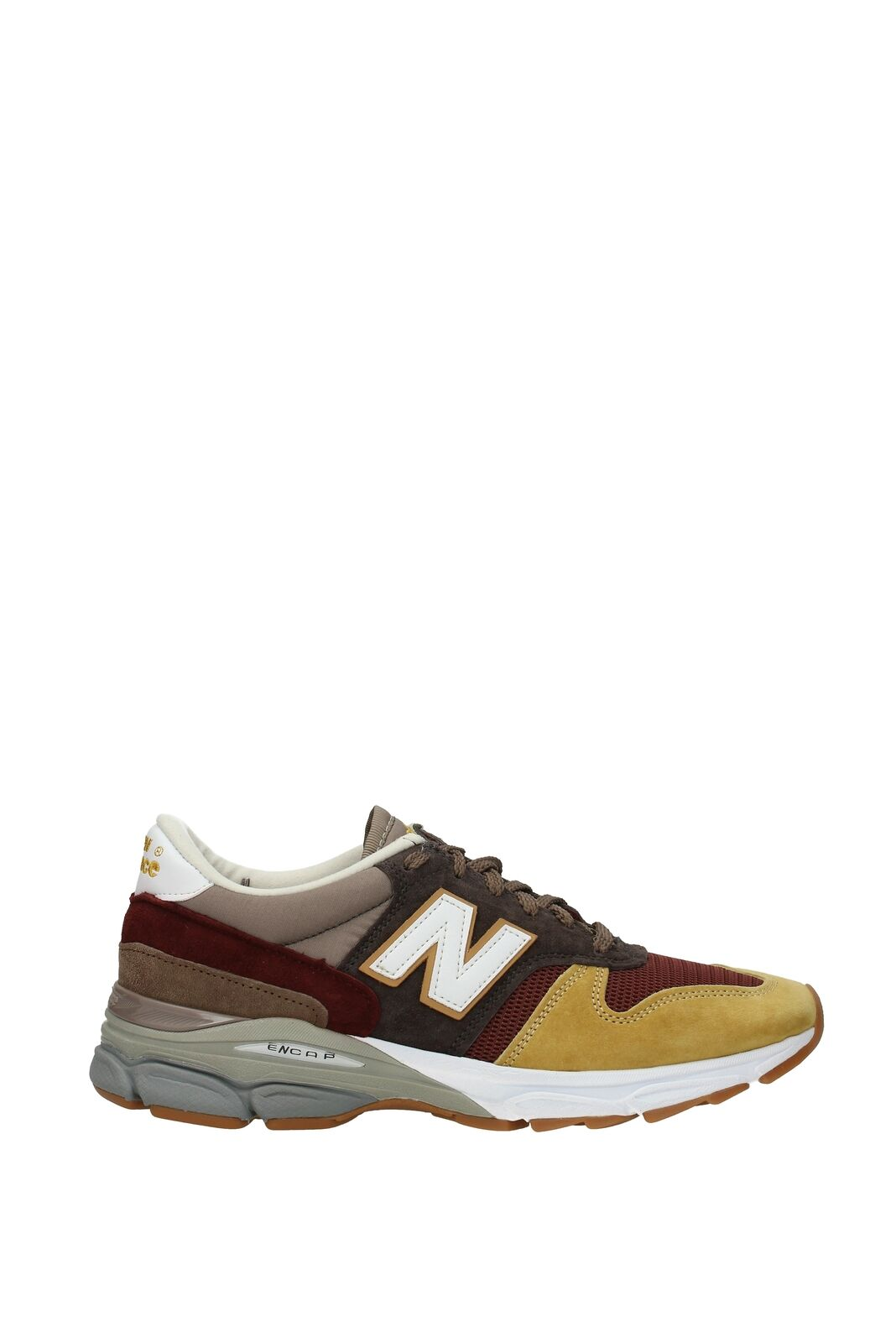 Sneakers New Balance running Men - Suede (TESSUTOCAMOSCIOM7709)