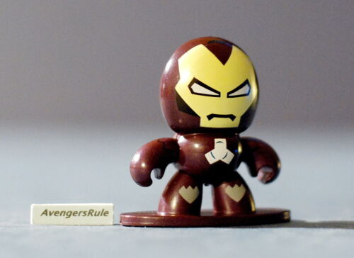 Iron Man 3 Micro Muggs Series 1 Purple and Tan Armor