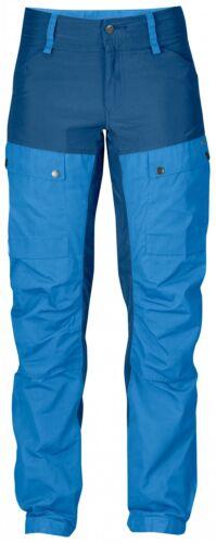 Fjällräven Keb Trousers Femmes Wanderhose-ONU Blue