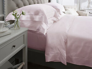 Jasmine-Silk-4pcs-100-Charmeuse-soie-Set-Housse-de-couette-Rose-Superking