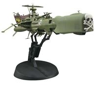 Hasegawa Plastic Model Kit 1/1500 Capt Harlock Space Pirate Battle Ship Hsg6