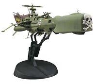Hasegawa Plastic Model Kit 1/1500 Capt Harlock Space Pirate Battle Ship Hsg6