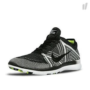 Image is loading Nike-Free-TR-Flyknit-Womens-Size-Running-Shoes-