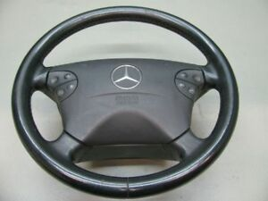 Mercedes-Classe-E-S210-220-T-CDI-Volant-Cuir-Multifonction