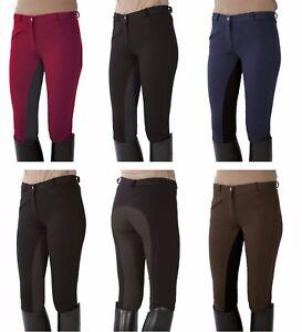 PFIFF-Damen-Reithose-Vollbesatz-Damenreithose-Reiterhose-viele-Farben-36-44
