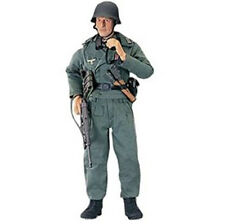 "BBI Elite Force 1/6th GERMAN PANZER TANK GUNNER 12"" soldier boxed figure"