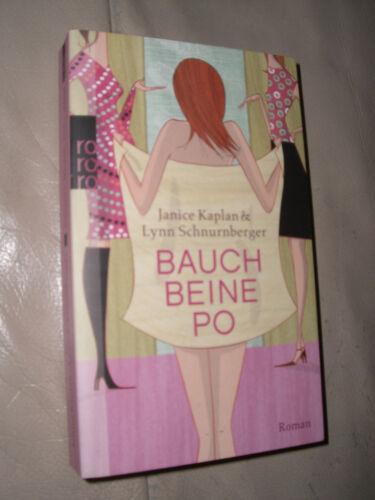 1 von 1 - Janice Kaplan, Lynn Schnurnberger: Bauch Beine Po