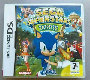 NINTENDO-DS-SEGA-SUPERSTARS-TENNIS-Compatible-toutes-DS-2DS-3DS