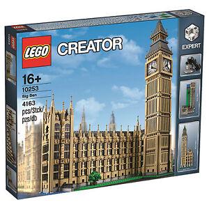 Lego Creator Expert 10253 Big Ben Nouveau