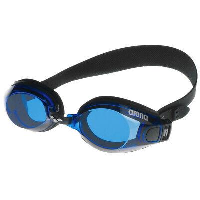 Occhialini Arena Zoom Neoprene Black Blue Navy Nuoto Swimming Goggles Rafforza Tendini E Ossa