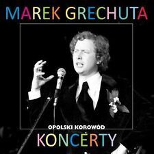 Grechuta Marek - Opolski Korowód: Koncerty. Volume 5 - POLISH RELEASE New Sealed