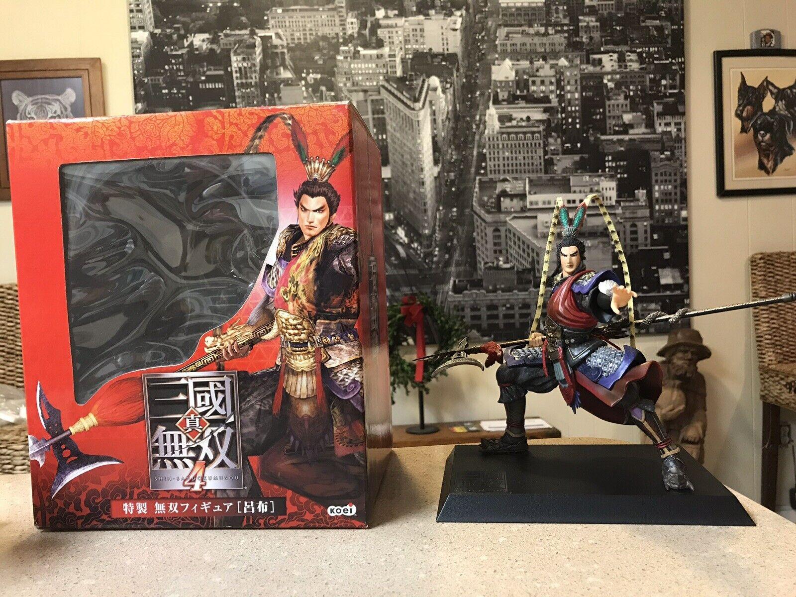 RARE Dynasty Warriors  Mighty LU-BU Model