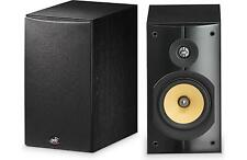 PSB Imagine XB Monitor Bookshelf Speakers Black Ash
