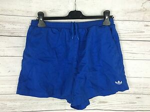 e500fe5916 Men's Adidas Retro Swim Shorts - Size W30/32 - Blue - Great ...