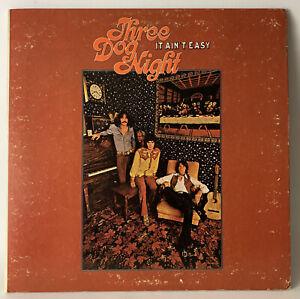 Three Dog Night It Ain't Easy 50078 Lp Record Ex