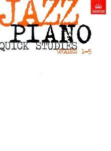 Piano Jazz Rapide Studies Grades 1-5 Abrsm *-afficher Le Titre D'origine
