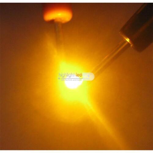 2 3528 Giallo mini LED jaune SMT Geel 50 SMD LED SOP
