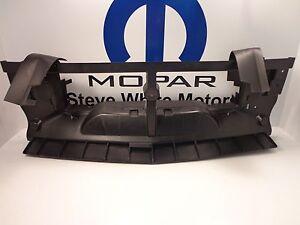 08 14 dodge challenger new front fascia support bracket for Steve white motors hickory north carolina
