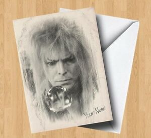 Personalised labyrinth inspired david bowie sketchart style image is loading personalised labyrinth inspired david bowie sketch art style bookmarktalkfo Image collections