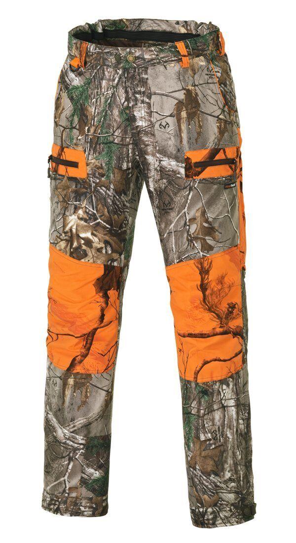 Madera De Pino Retriever 30 X 30 La Cintura Pierna medido Impermeable Pantalones Realtree Camo