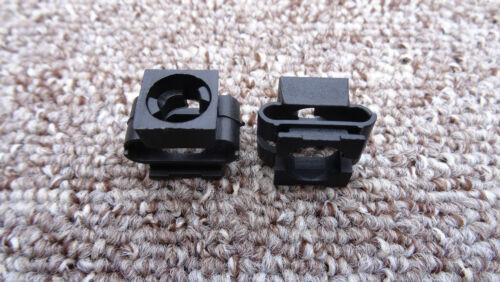 SKODA ENGINE UNDERTRAY CLIPS AND CLAMPS SPLASHGUARD UNDER COVER PACK OF 10 SETS