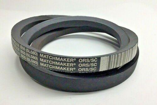 Goodyear B55 V-Belt 5L580 HY-T Plus Matchmaker ORS//SC