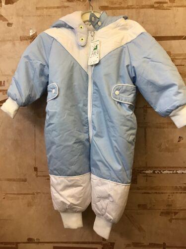 Age 6-12 Months Snow Suit