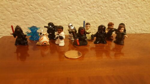 Star Wars Micro Force Series 2 Mini Figures from Blind Bags YOU CHOOSE Hasbro