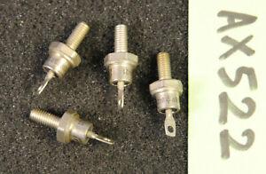 Lot de 4 x diode 1N2989BR  Zener  Thomson  ( AX522 )
