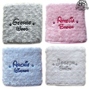 PERSONALISED-BABY-BLANKET-EMBROIDERED-SOFT-FLUFFY-DISNEY-GIFT