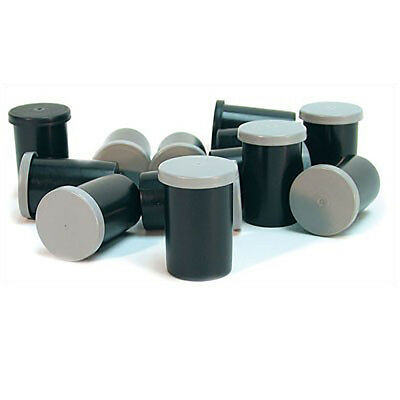 ONE of an Assortment of empty 35mm & APS film canisters - various makes & types