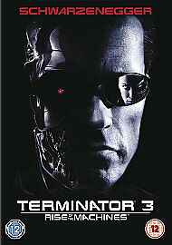1 of 1 - Terminator 3 - Rise Of The Machines (DVD, 2009)